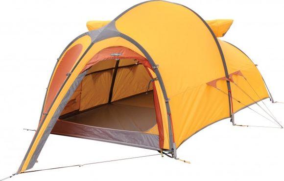 Exped Polaris – 2 henkilön teltta oranssi/ruskea