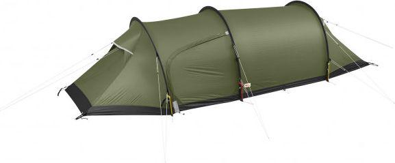 Fjällräven Keb Endurance 2 – 2 henkilön teltta oliivinvihreä/harmaa