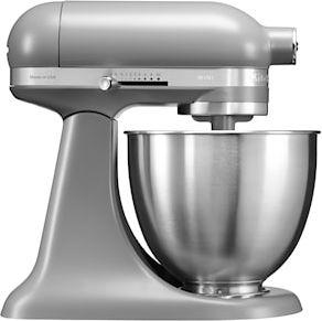 KitchenAid Artisan Mini keittiökone 3,3 litraa Matta harmaa