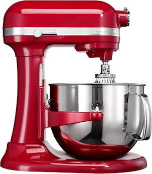 KitchenAid Artisan yleiskone punainen 6,9 L