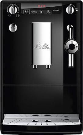 Melitta Caffeo Espressokone, Musta