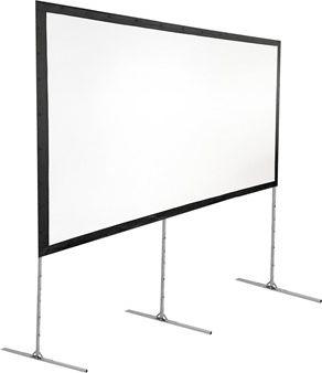 "Multibrackets M Quick Fold Projector Screen 16:9 664×374 300"""