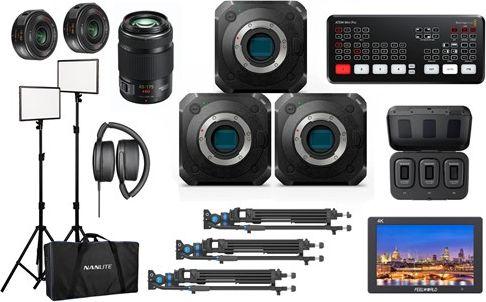 Panasonic Bgh1 – Streaming Kit