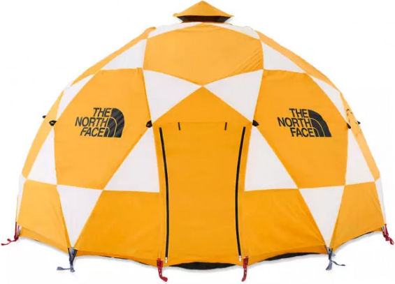 The North Face 2-Meter Dome – Groepstent oranssi/valkoinen